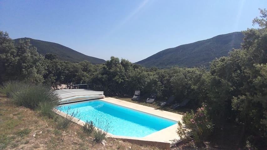Mas des Drusières near Grignan Drôme Provençale