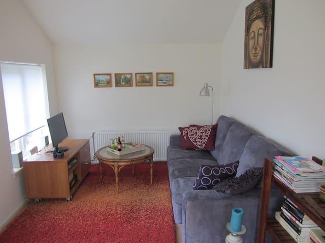 Landelijk dijkhuisje aan Zee - Walsoorden - Prázdninový dům