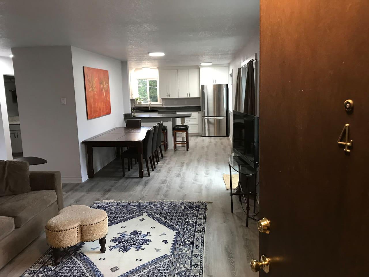 Welcome to Casa Verde  2 bedrooms 2 baths