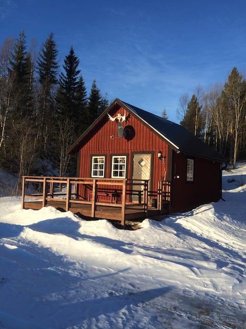 Lillstugan, cottage with loft