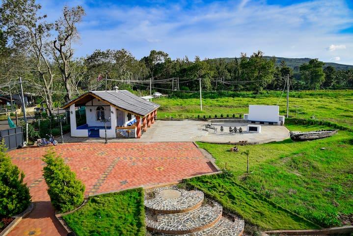 sunil farm house