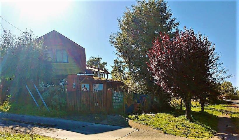 LAFKENRUKA-Casa Comunitaria & Permacultura Urbana