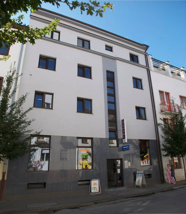 DOM OMIKA APARTMENT PIESTANY WITH PRIVATE PARKING