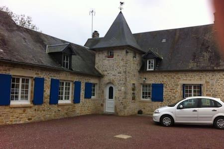 Maison en pierre de caractére - Picauville