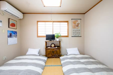 Asahi with Sayuri★Japanese traditonal house♪