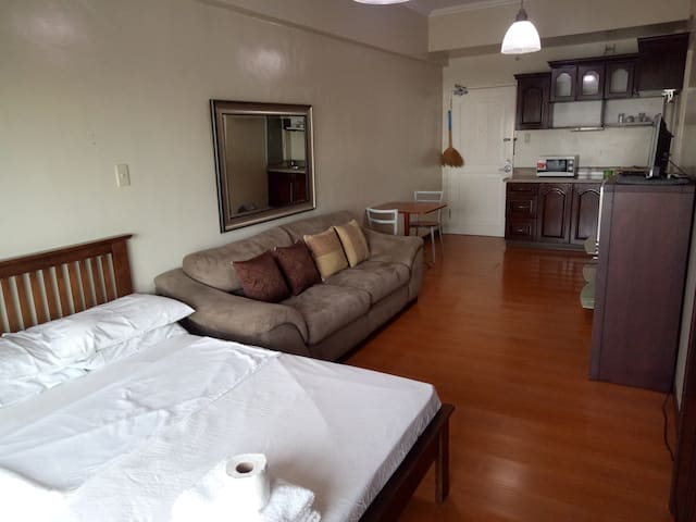 Studio Type Condominium Unit in Filinvest, Alabang