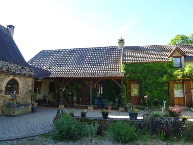 Gîte Périgourdin - 2 chambres