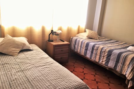 Cozy and comfortable double room + minibar + wifi