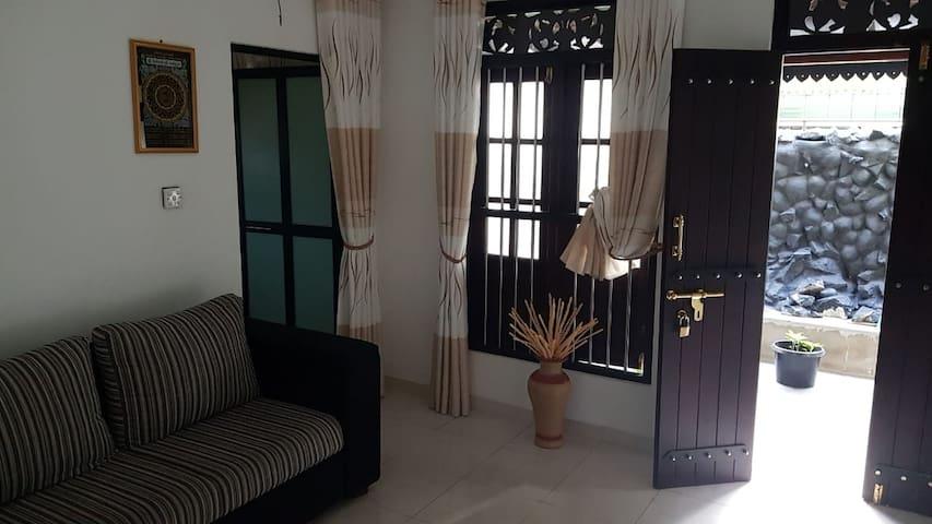 Dev House apartment