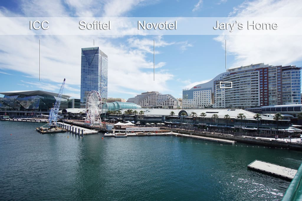 Rooms For Rent Sydney Darling Harbour