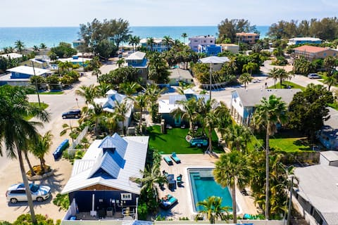 Villa Seahorse - Luxury 1 bedroom Villa at Islands West Resort! Stunning property close to beach!