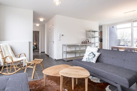 Comfortable rooftop apartment - Oudenaarde