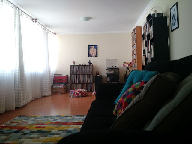 single room in downtown - Curitiba - Wohnung