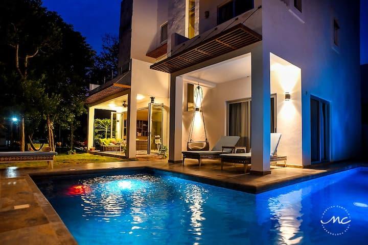 casa Mimi Pto Morelos, private pool