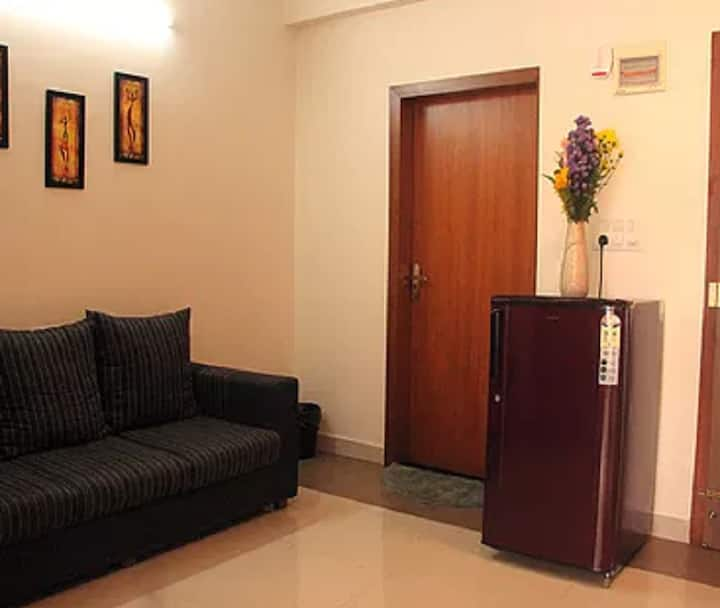 2BHK at an excelent location HRBR Layout 402