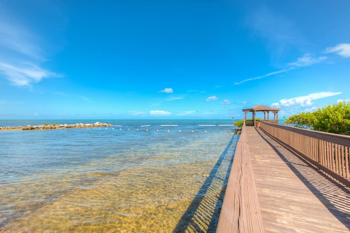 Key's Escape - 1 BD / 1BA - Ocean Pointe Suites. - Tavernier - Departamento