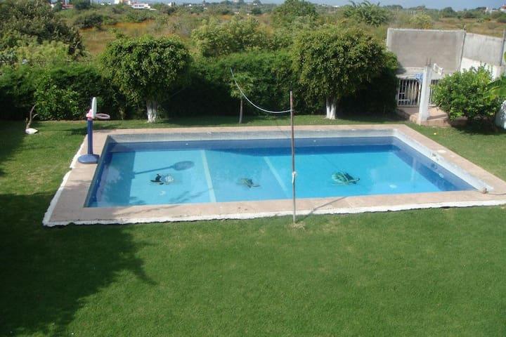 Casa en Real de Oaxtepec Morelos!!! - Oaxtepec - Dom