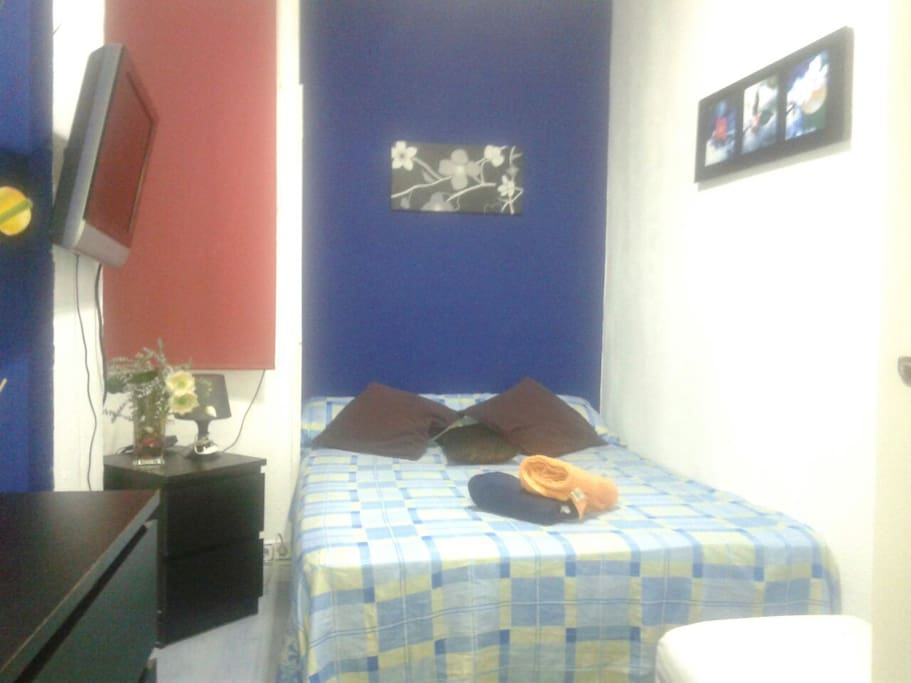 Private room int barcelona low cost appartamenti in for Appartamenti barcellona low cost