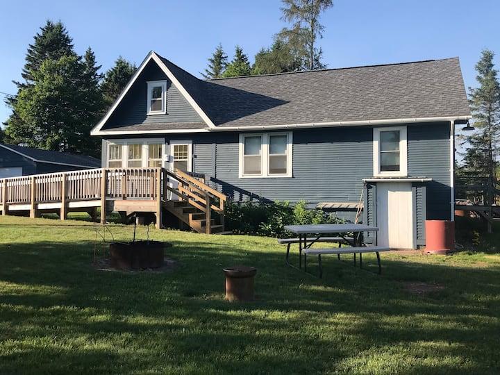 Be Still, relax, rejuvenate at  River Bend Cottage