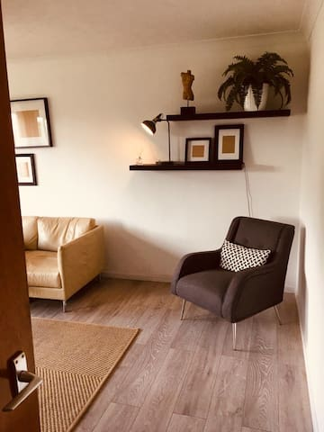 Stylish two bed serviced apartment