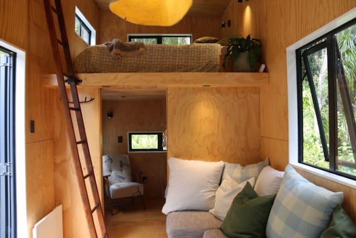 The tiny house experience