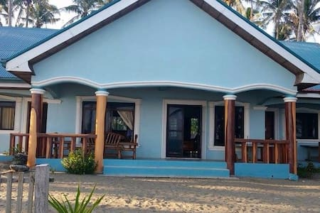 Beautiful beach house. - Dolores - Penzion (B&B)