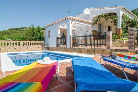 Villa Piedras Blancas - Frigiliana - Villa