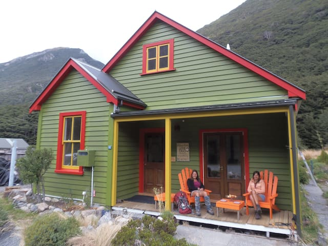 Arthur's Pass Village B&B Homestay