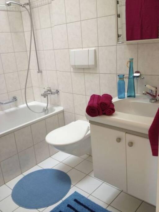 Badezimmer mit 2 Lavabos von Nr. 1
