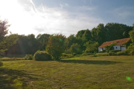 Diests landgoed midden in de natuur - Ház