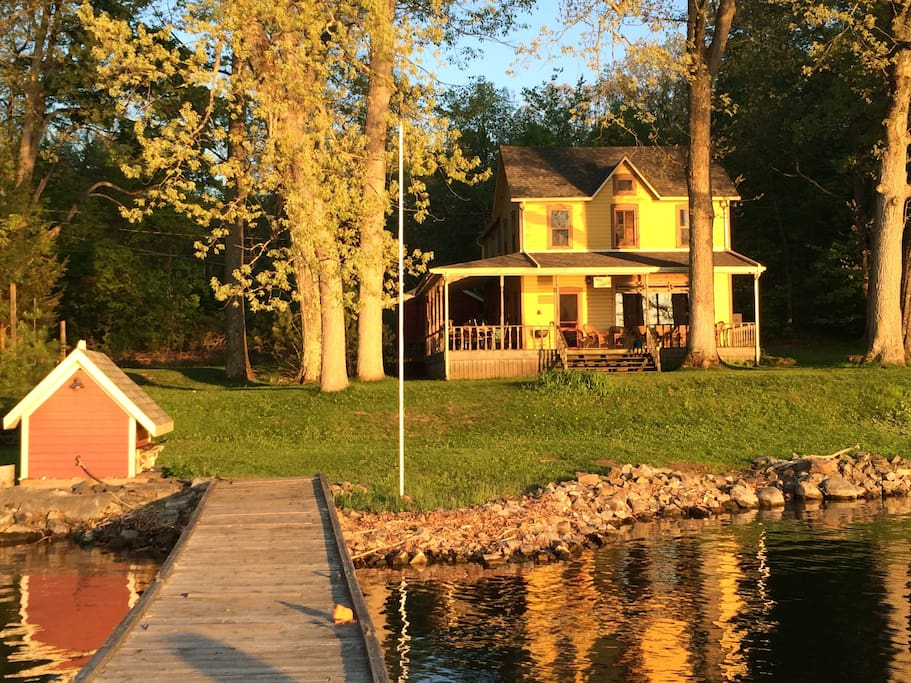 Cabins To Rent In Thousand Islands