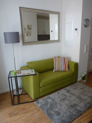 Willkommen im Europaviertel! (22) - Frankfurt am Main - Apartment
