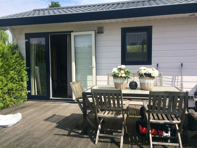 Apartment nearby Amsterdam +Garden/Quiet/Near Lake - Vinkeveen - Apartemen