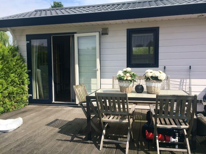 Apartment nearby Amsterdam +Garden/Quiet/Near Lake