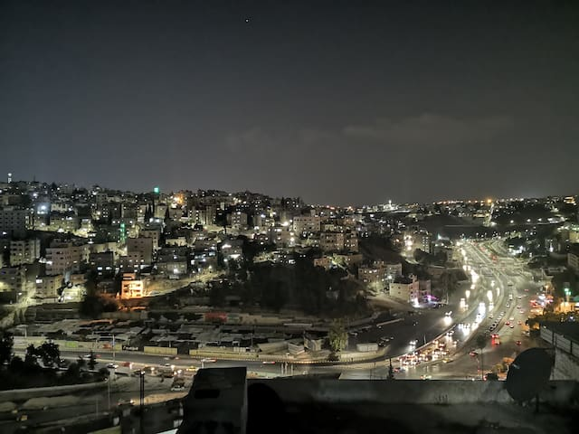 Apartment in the heart of Amman, Great view