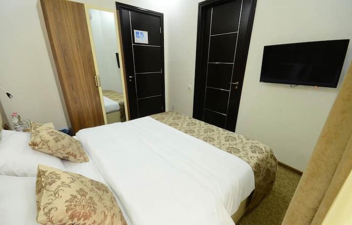Enjoy you vacation experience wail in Marvelous Batumi