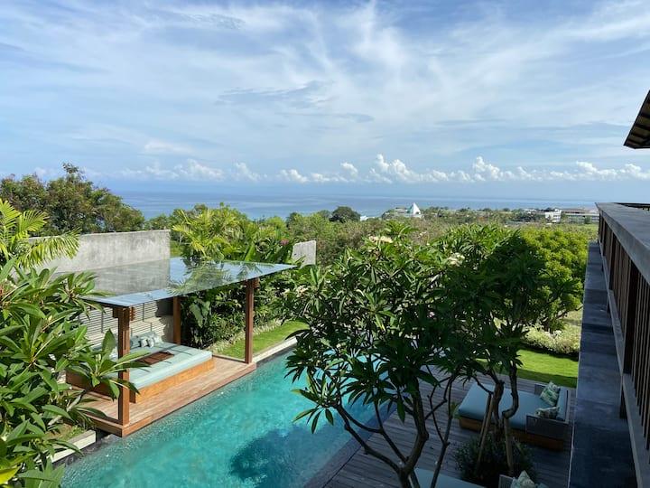Beautiful 5Bdr Luxury Villa ~ 500m Bingin Beach