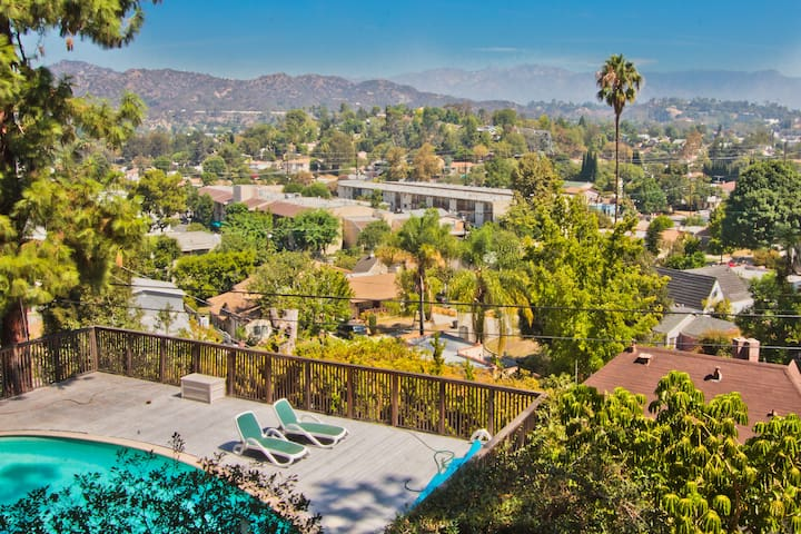 Beautiful views in Los Angeles! - Los Angeles - Wohnung
