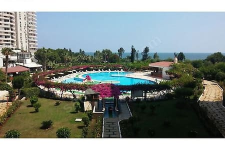GORGEOUS VİEW, SEA, POOL, BEACH - Erdemli