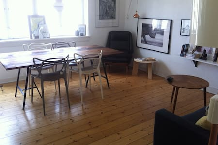 Lovely apartment on trendy Nørrebro