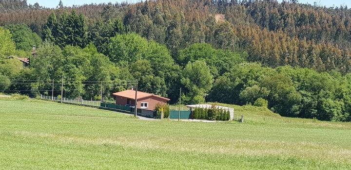 Casa en zona Rural a 10 minutos de Santiago