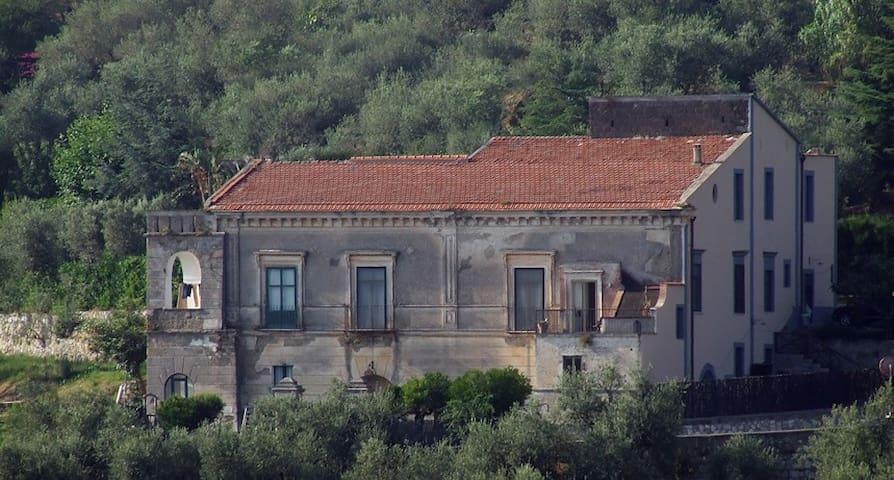 Villa Cangiani - Marchesi - Massa Lubrense - Villa
