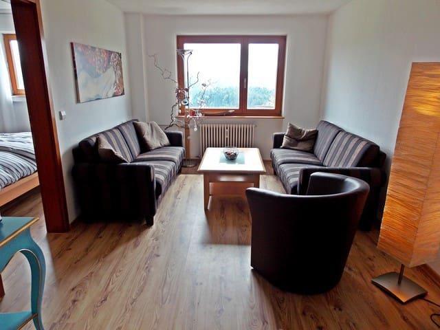 Komfortable,moderne Ferienwohnug - Todtmoos - Pis