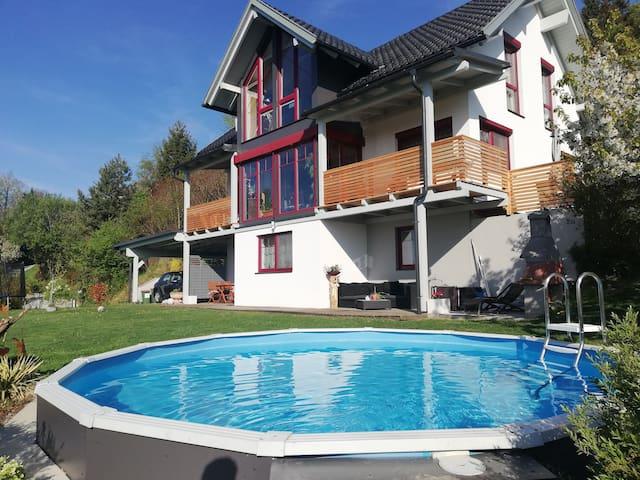 Gemütliche Unterkunft Klagenfurt-Land
