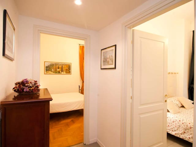 Rooms attached perfect for families