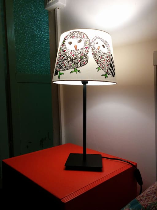 Our lovely Lamp