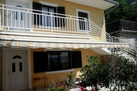 Cozy apartment near Crikvenica - Dramalj