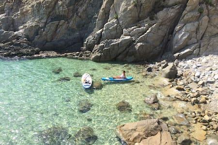 Sardegna casa fronte mare