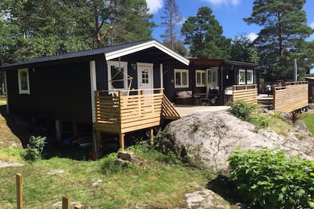 Modern summer house at Värmdö! - Värmdö