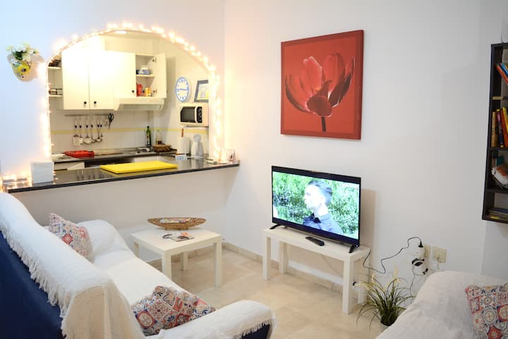 Spectacular studio in Malaga city center